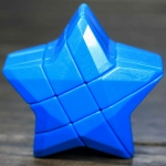 YJ Puzzle Star blue