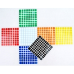 Z-Stickers for Shengshou 9x9(SSW+B)