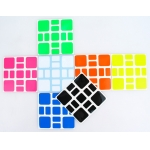 (FBW+B)Z-Stickers for Witeden 3x3 Mixup Plus cube