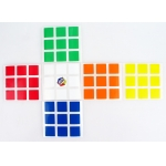original Stickers of Rubik's 3x3 Cube