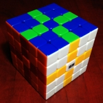 MoYu 5x5x5 Huachuang stickerless