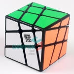 MoYu crazy Windmill cube black