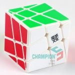 MoYu crazy Windmill cube white