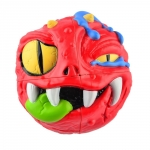 New Fashion MAD HEDZ Crazy Horn 68mm 2x2x2 Puzzle Head Cartoon