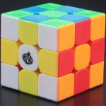 Onion Cubes 3x3x3 Meiying with Z-bright color scheme