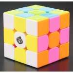 Onion Cubes 3x3x3 Meiying with full-bright color scheme