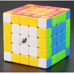 Cyclone-Boy Cube 5x5x5 stickerless with standard color scheme