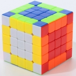 YuXin kylin cube 5x5x5 stickerless for speed-solving