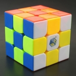 YuXin fire-kylin 5.6cm 3x3x3 cube stickerless
