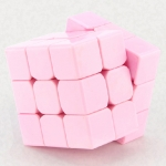 MoYu 3x3x3 Tanglong pink for speed-solving