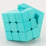 MoYu 3x3x3 Tanglong cyan for speed-solving