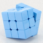 MoYu 3x3x3 Tanglong blue for speed-solving