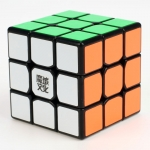 MoYu 3x3x3 Tanglong black for speed-solving