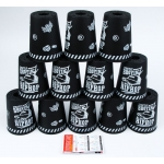 YJ Speed Flying Cups with Bag Graffiti Black