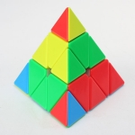 Z-Cube Pyraminx Cube Z-Bright Stickerless