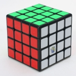 YuXin Blue-Kylin 4x4x4 black in pp-box