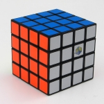 YuXin Crazy-Lion 6.0cm 4x4x4 Black