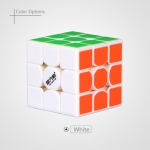 QiYi New Thunderclap 3x3x3 White