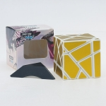 Ninja 3x3 Ghost Cube white body(unstickered)