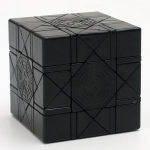 Dayan BaGua Cube black (unstickered)