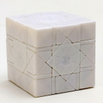 Dayan BaGua Cube white (unstickered)