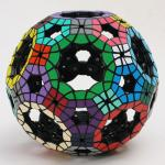 Void Truncated Icosidodecahedron (assembled)