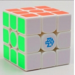 GAN 356 Air Advanced 3x3x3 White