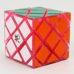 Dayan Master Skewb Cube colorful transparent
