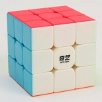 QiYi Warrior W 3x3x3 stickerless