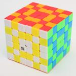 YJ YuShi 6x6x6 stickerless