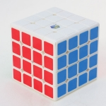 YuXin Blue-Kylin 4x4x4 white in pp-box
