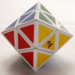 MoZhi Skewb Diamond white