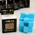 Z-Cube Cloud Mirror Cube Blue