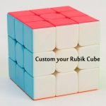 Rubiks Cube 3x3 Customization