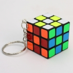 Z-Cube Magic Cube 3x3 Keychain