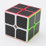 ZCUBE Carbon Fiber 2x2 Magic Cube