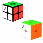 WuXia Magenetic 2x2 Stickerless Speed Cube