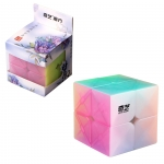 QiYi QiDi S 2x2 Jelly Magic Cube