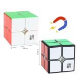 YJ YuPo M 2x2x2 Magnetic Speed Cube