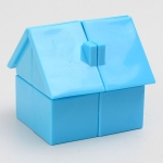 YJ House Shape 2x2x2 Magic Cube