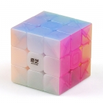 QiYi Warrior W 3x3x3 Jelly Magic cube