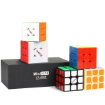 The Valk 3 Mini 3x3x3 Speed Cube (4.74cm)