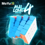 Cubing Classroom Meilong 4x4x4 Magic Cube