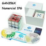 GAN356 X Numerical IPG 3x3x3 Magnetic Cube