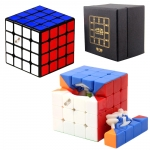 QiYi mini WuQue 4x4x4 Magnetic Cube